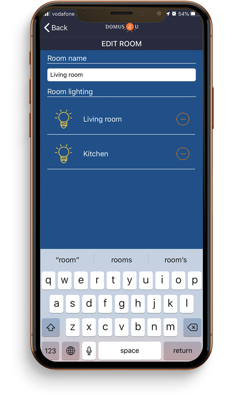 MANAGE ROOMS